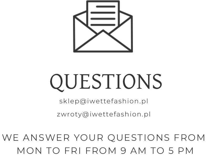 Masz pytania ?