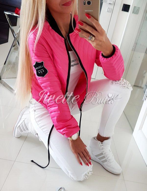 Bomberka Ściągacz Pink