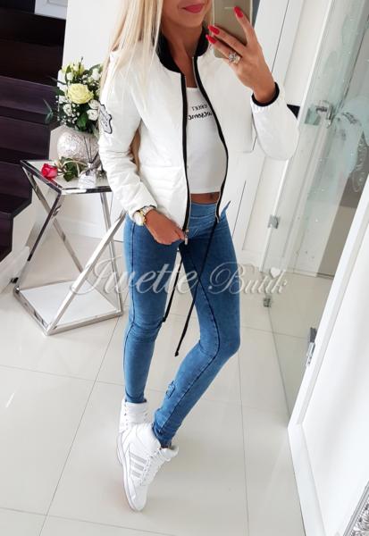 Bomberka Wiosenna White ♥