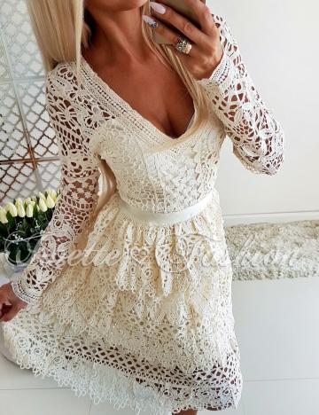 Sukienka Rozkloszowana Paris IV ♦
