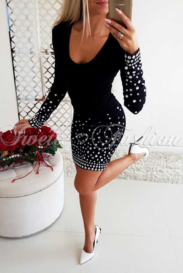 Sukienka Cyrkonie Victoria♥