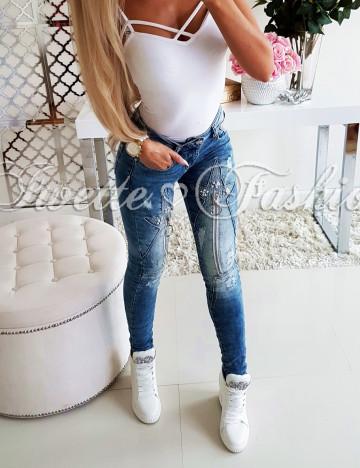 Spodnie Jeans ZIP Paris II ♥