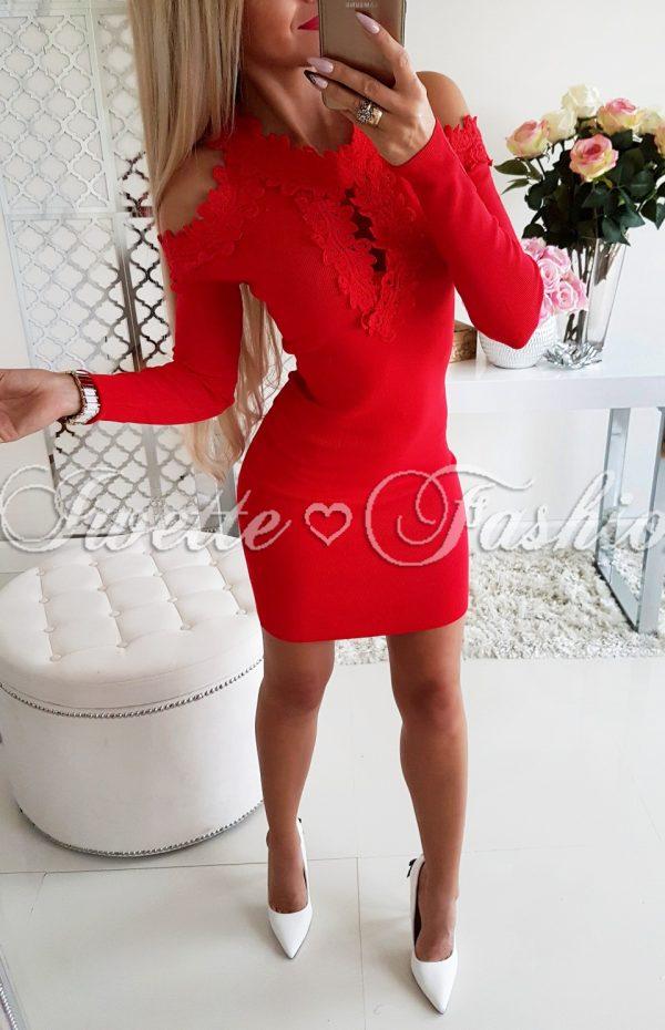 Sukienka Madlene Czerwień