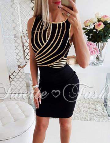SukienkaAlice Gold