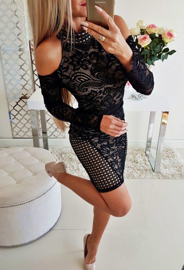 Sukienka Koronkowa Amanda