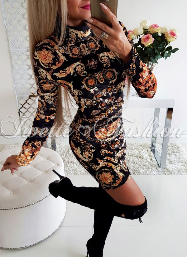 Sukienka Wzory - 1 Jakość