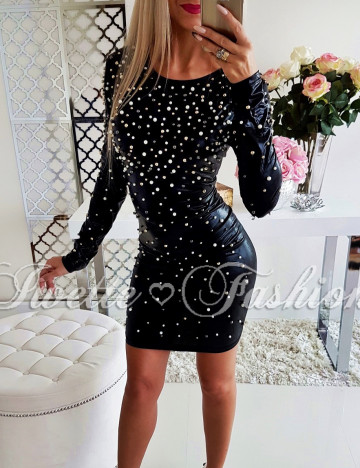 Sukienka Na Calości Perły- 1 Jakość