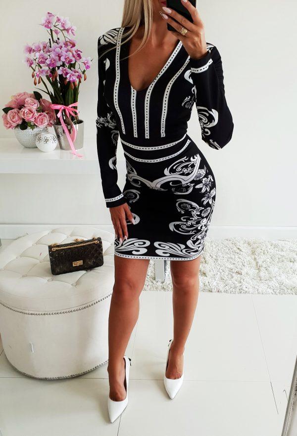 Sukienka Sandy Wzory