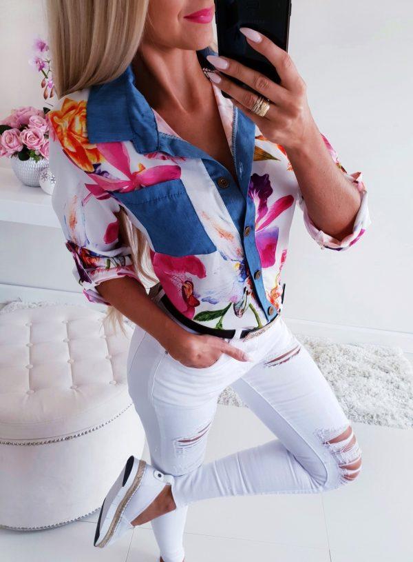 Koszula Multicolor