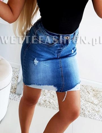 Spódnica Jeans Paris II