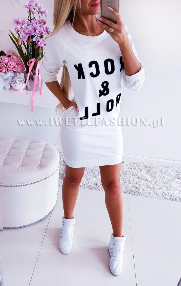 Tunika Sportowa White