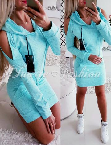 Sportowa Tunika Blue I ♥