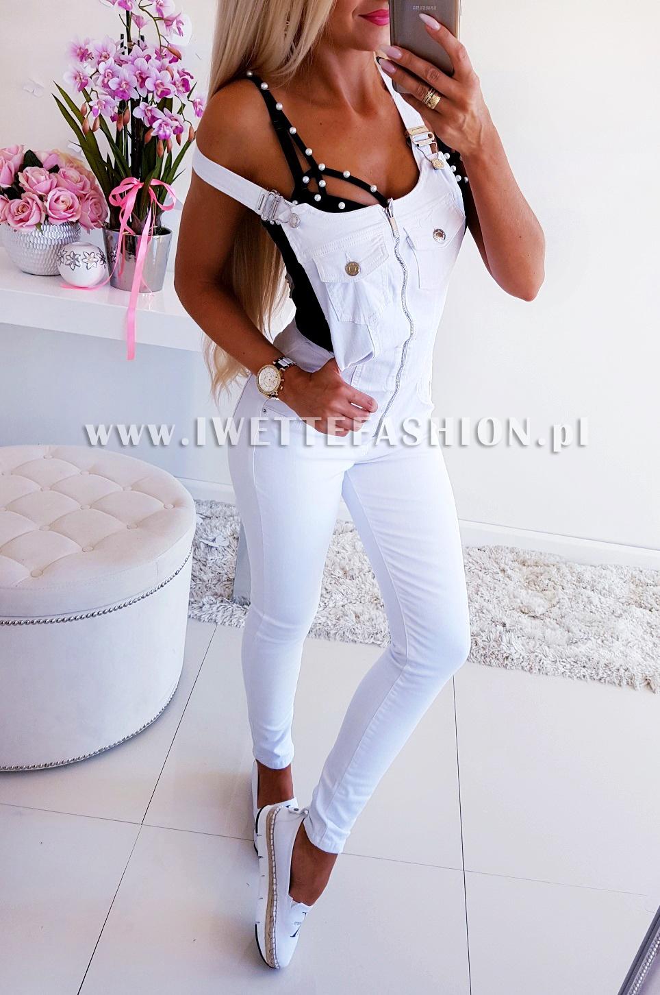 Комбез White Jeans