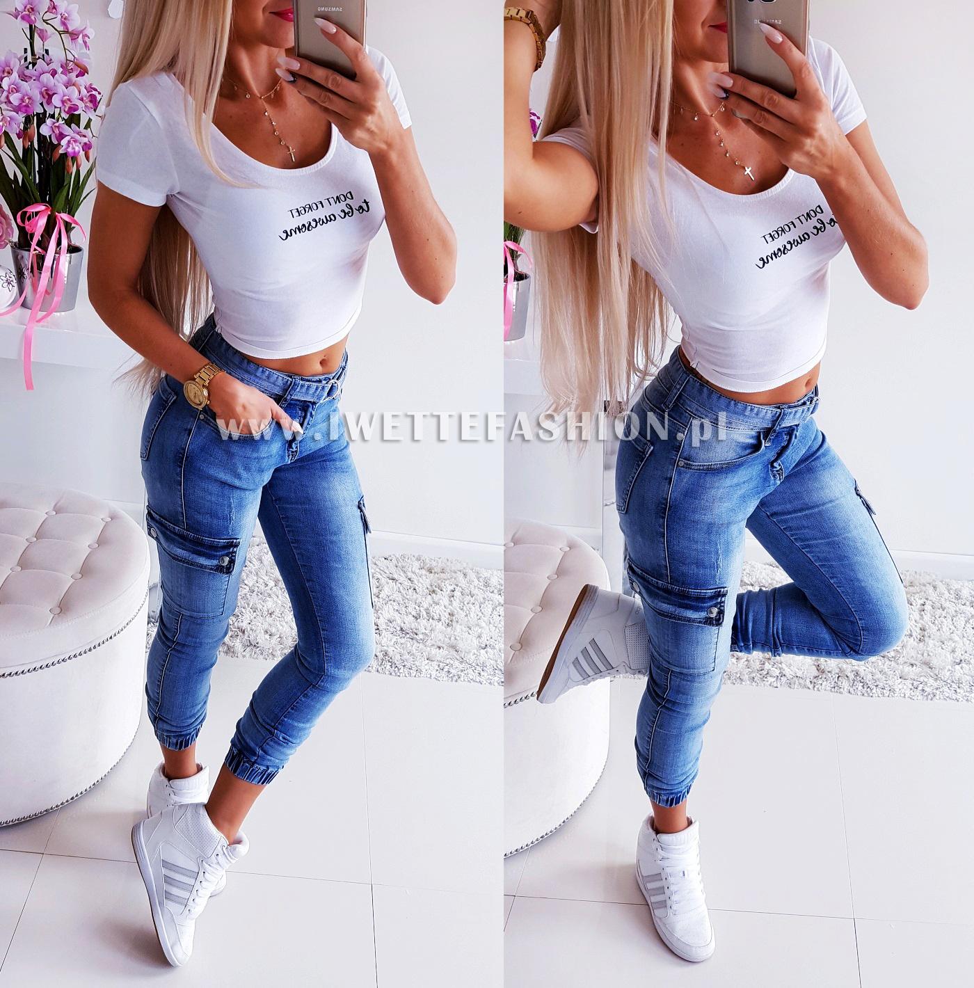 Брюки Jeans Premium Blue