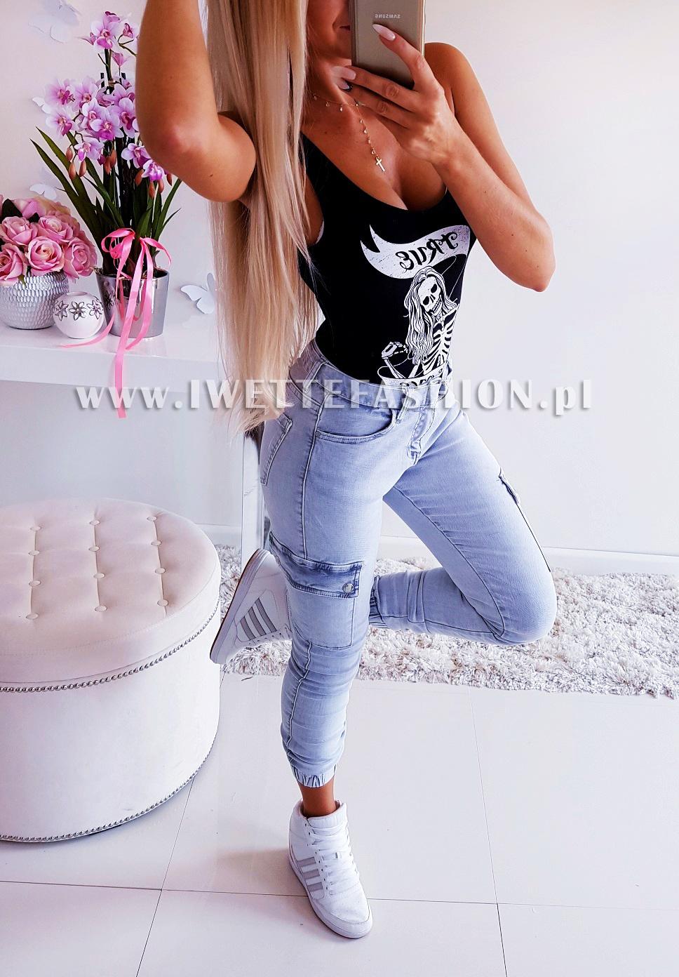 Брюки Jeans Premium Gray