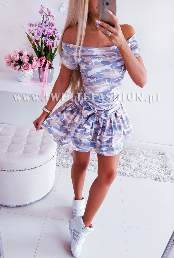 Sukienka Moro Pink