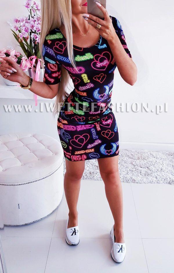 Sukienka Love Miss - 1 Jakość