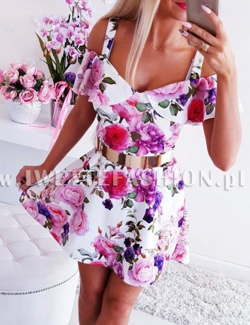 Sukienka Milano Flowers