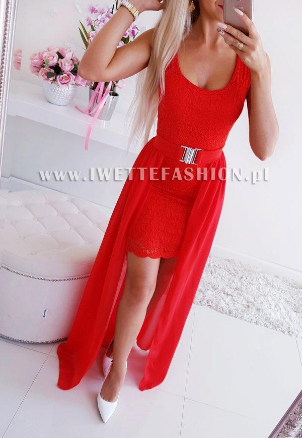 Sukienka Lena Red