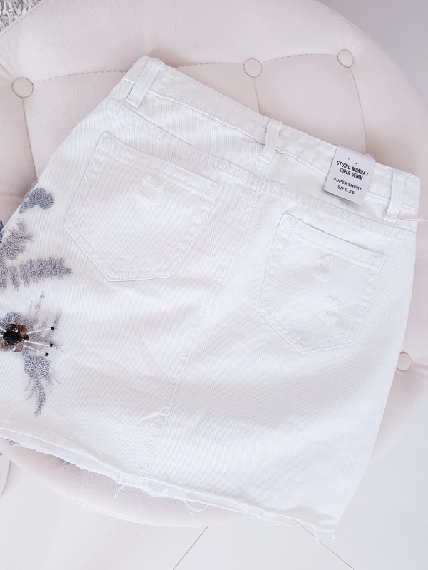 Spódniczka Jeans Rose