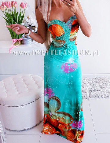 Sukienka Lovely Green