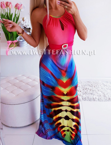Sukienka Merinda Red [142]