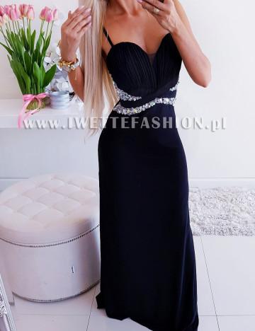 Sukienka Tiffany Czerń