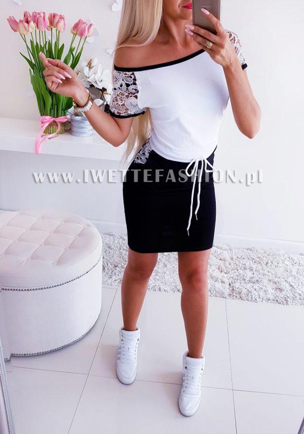 Sukienka Sweet Czerń