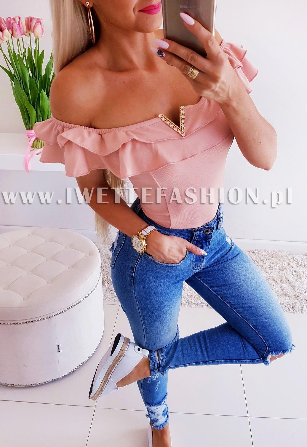 Блузка Falbanka Puder