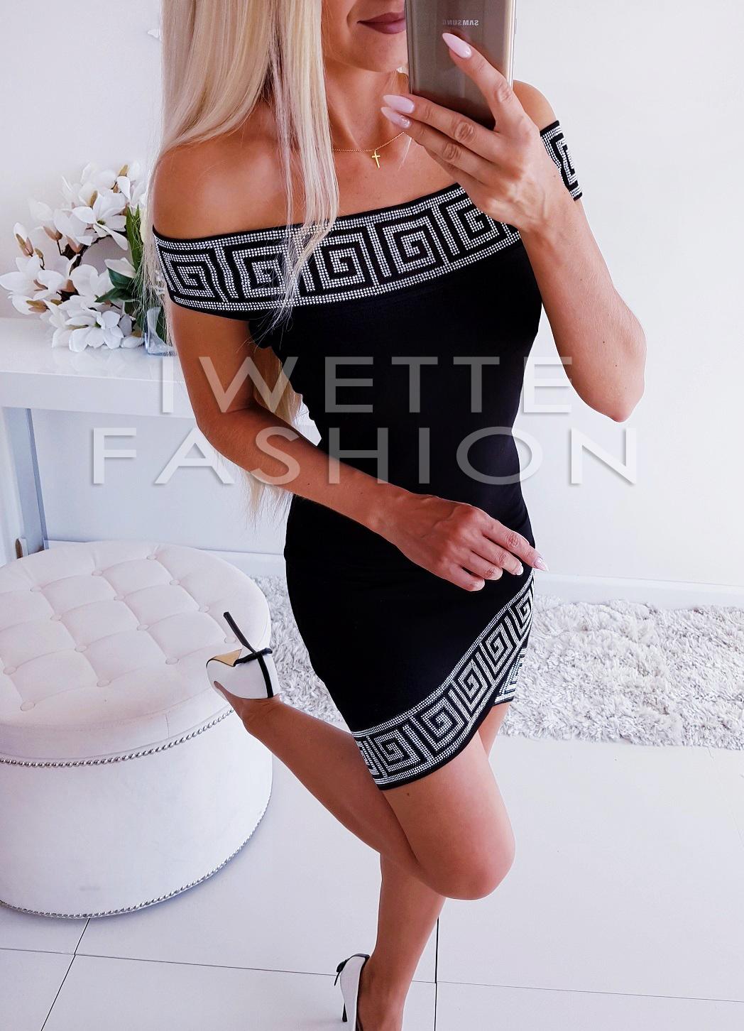 Платье Cleo Black