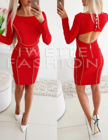 Sukienka Irmina Red