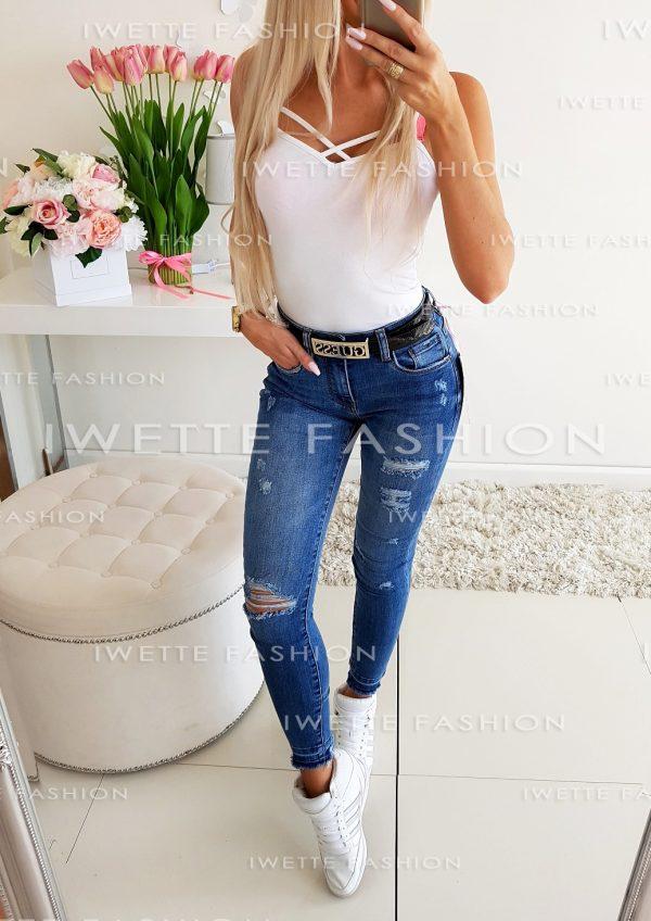 Jeans ZIP Blue Paris