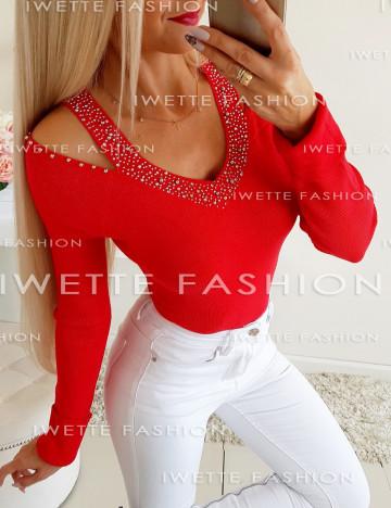 Sweterek Diana Red