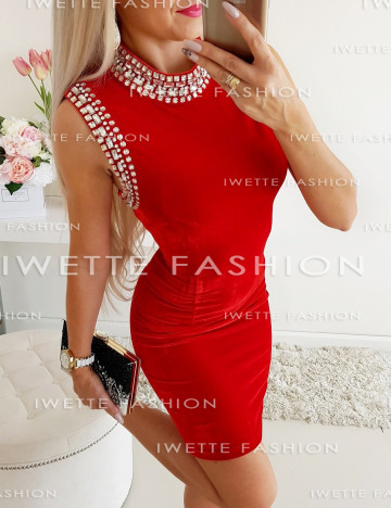 Sukienka Sophie Red [023] (Kopia)