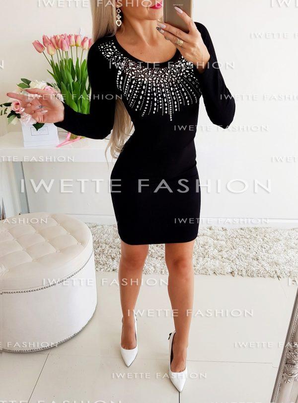 Sukienka Anastazja Black (Kopia)