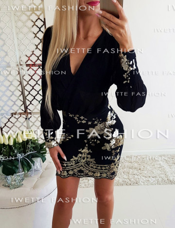 Sukienka Suzane Black