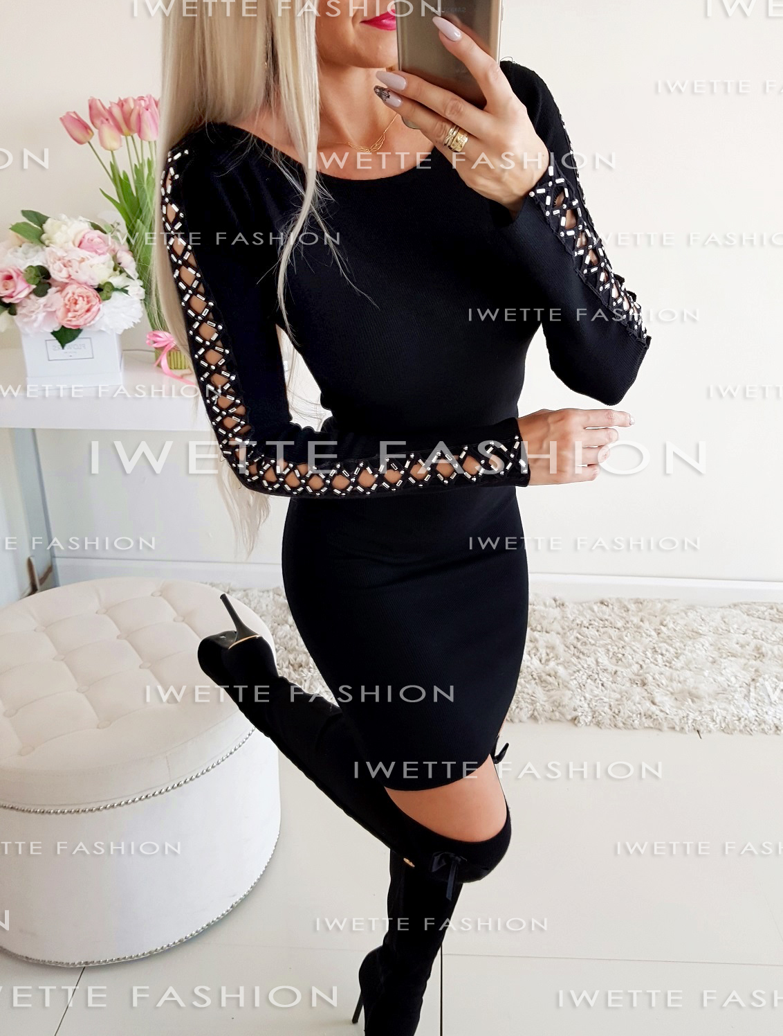 Платье Miss Black