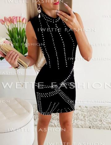 Sukienka Welurowa Roxane