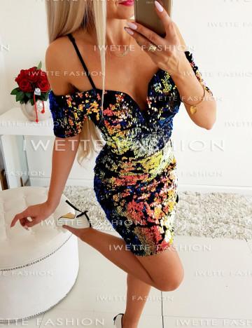 Sukienka Lilian Colour (Kopia)