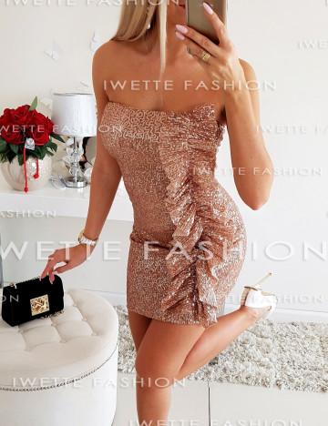 Sukienka Felicia Gold