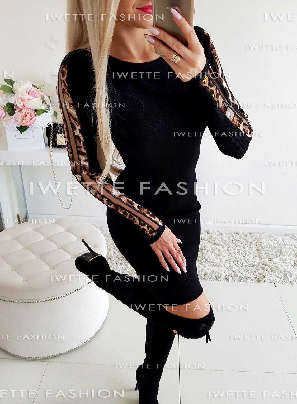 Платье Panter Black