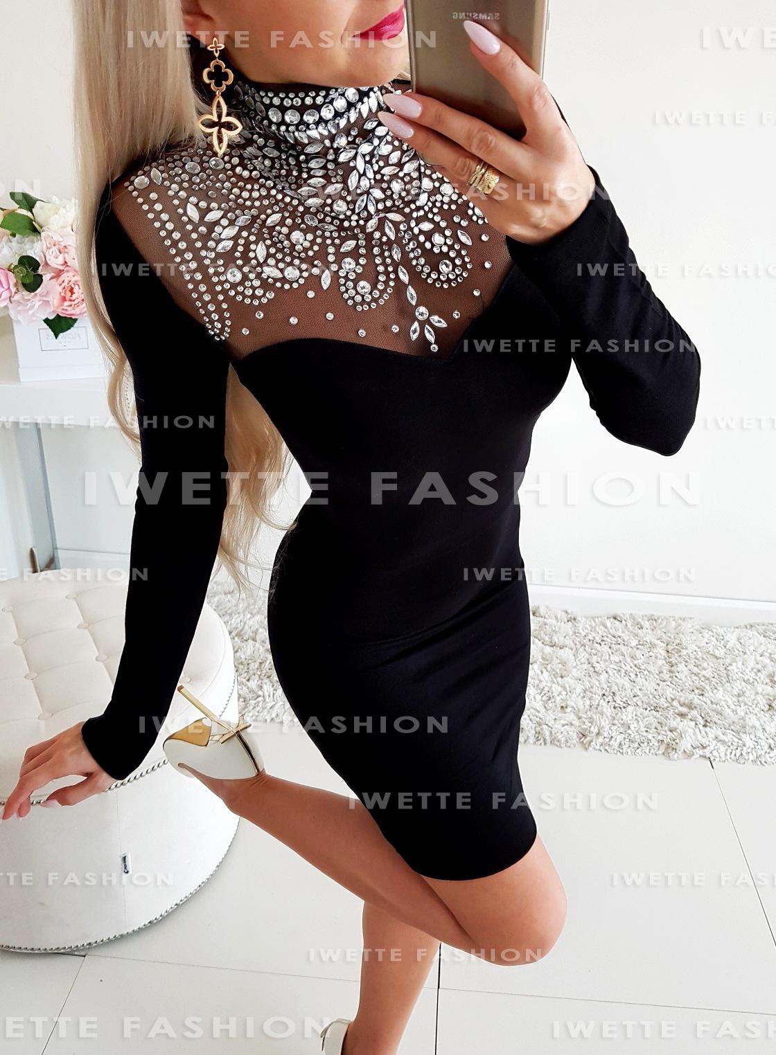 Платье Luxury Black