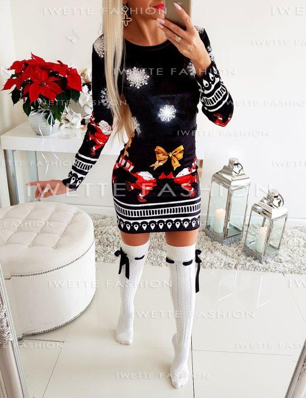 Sukienka Świąteczna Lily