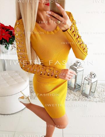 Sukienka Colorado Yellow