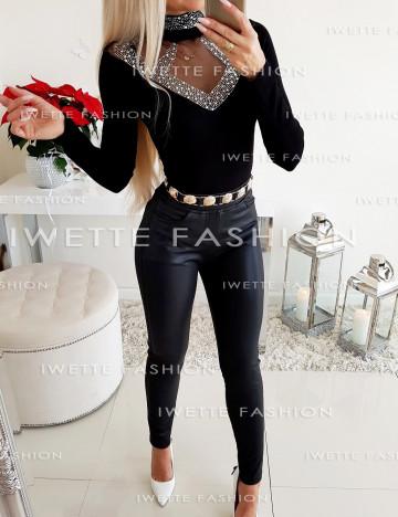 Spodnie Crystal Black