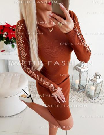 Sukienka Miss Czekolada