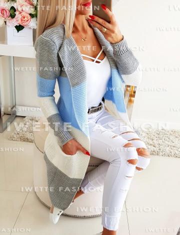Sweter Olivia Blue