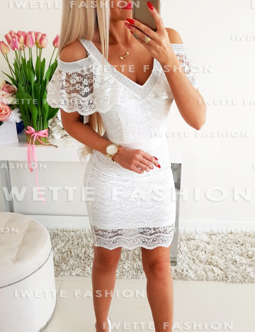 Sukienka Selena White (Kopia)