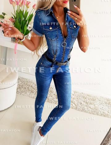 Kombinezon Givena Jeans [634]