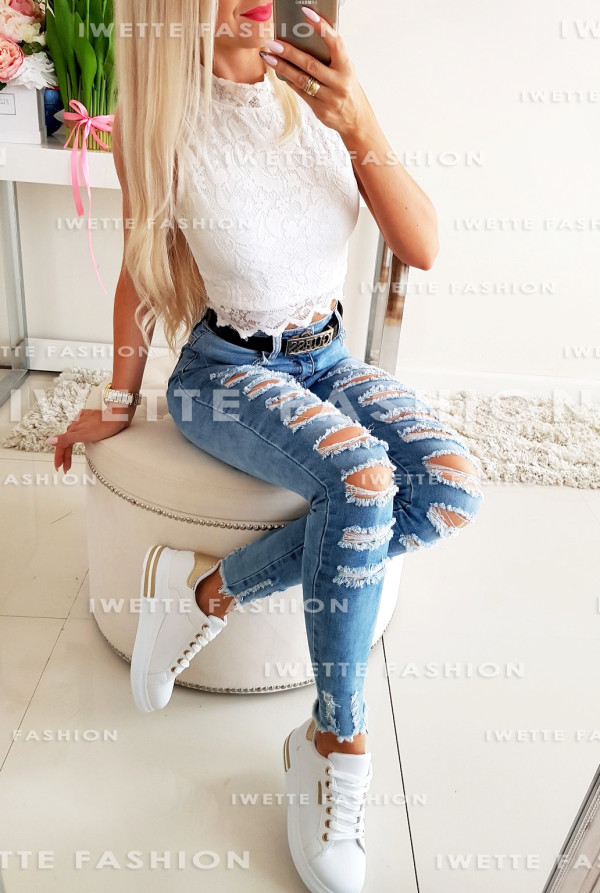 Jeansy Paris Style